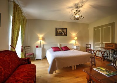 Room Fleurs d'Aurore