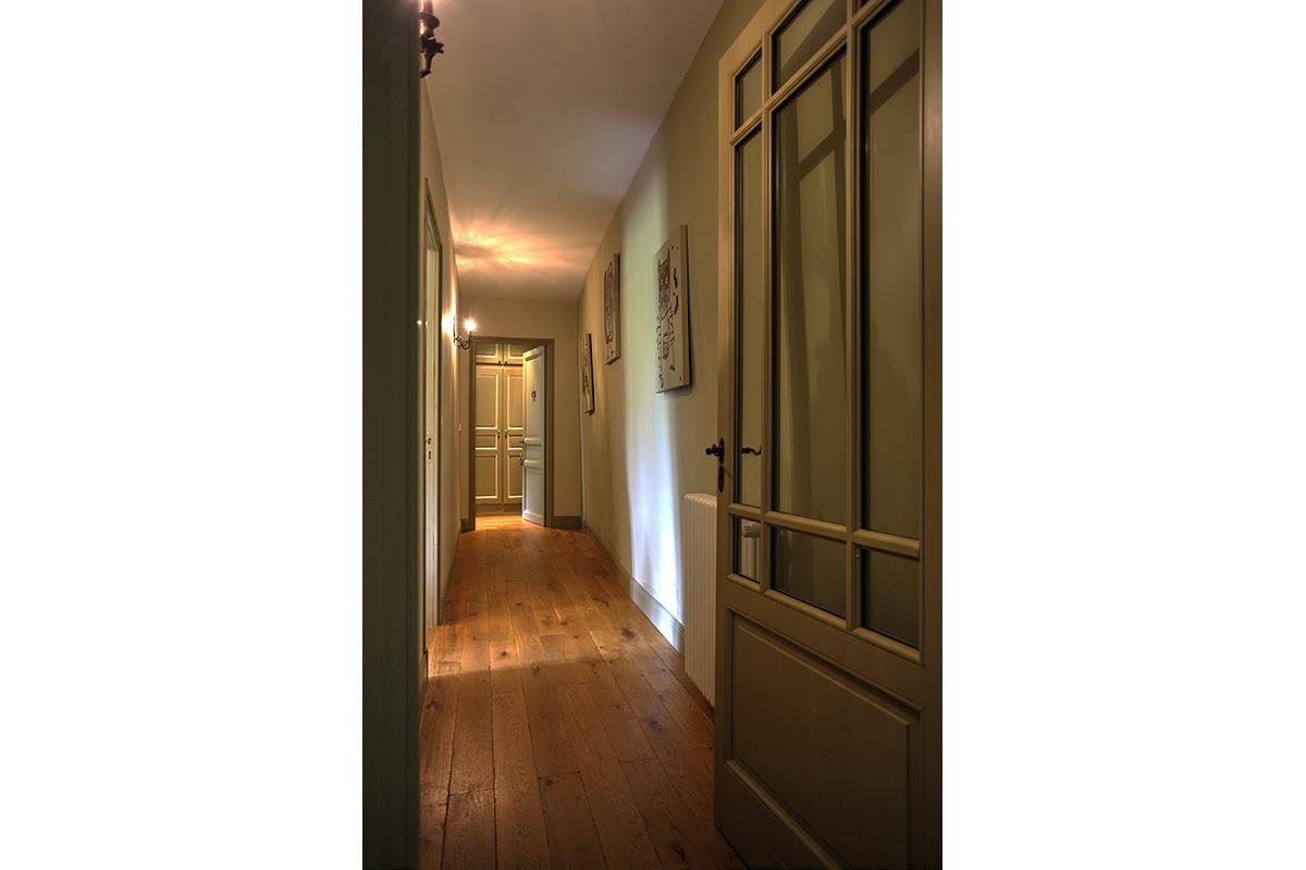 Chambre Fleurs aurore-Maison hotes de charme-Les Bruhasses-Gers3