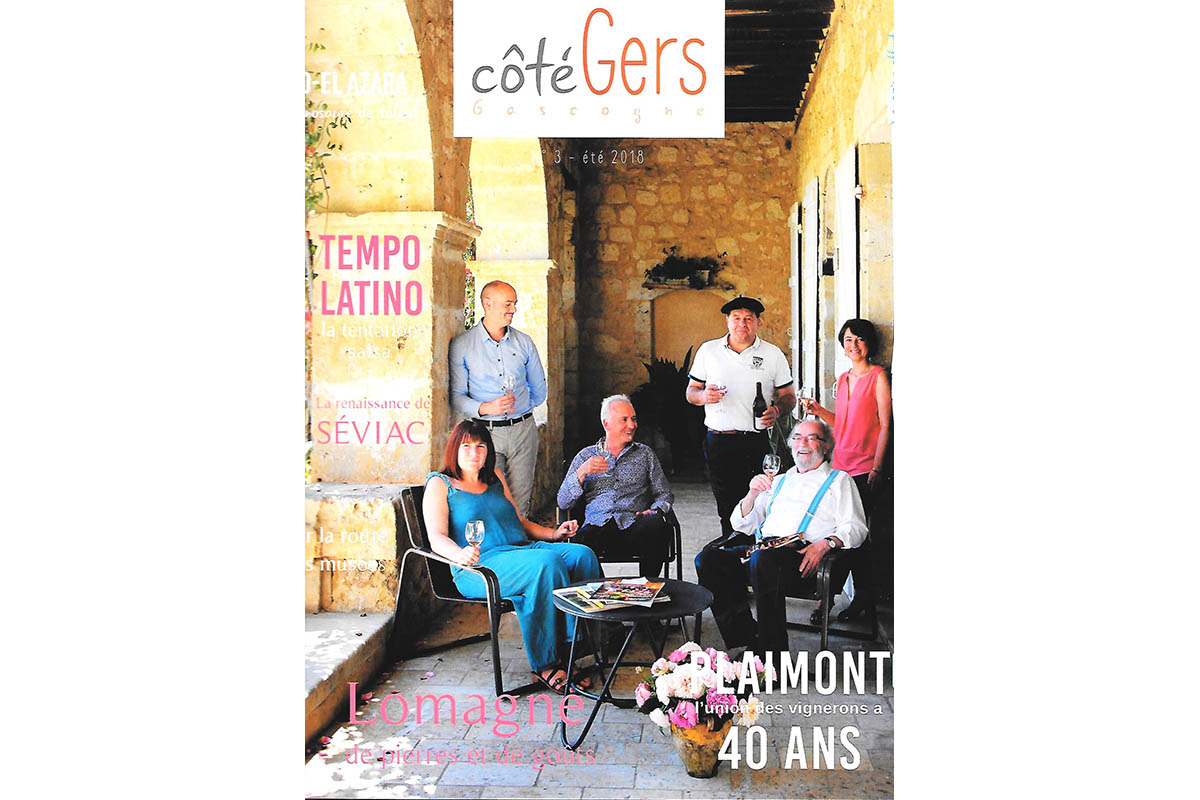 Magazine-Cote Gers-ete 2018