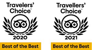 Travellers choice 2017 et 2018-Les Bruhasses